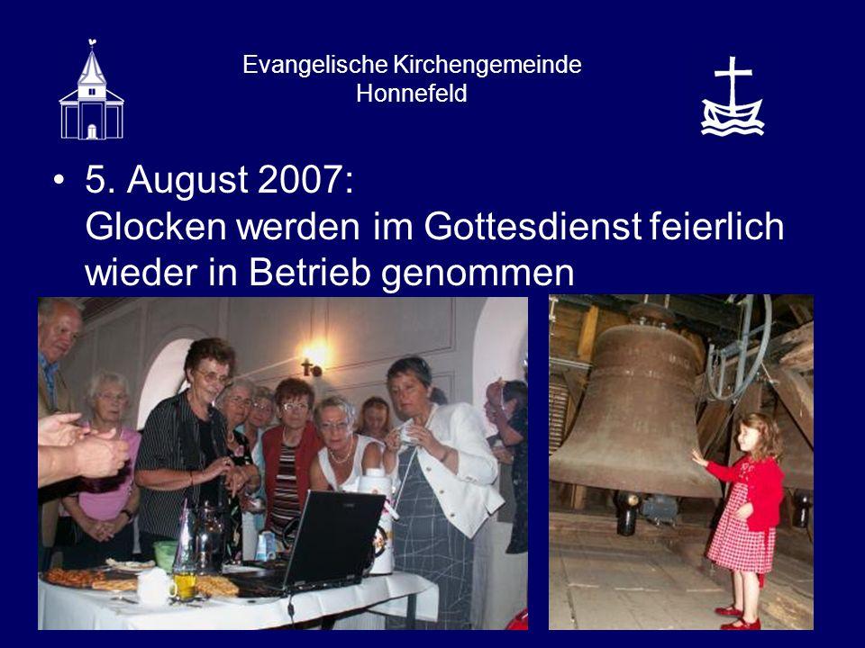 Evangelische Kirchengemeinde Honnefeld 5.