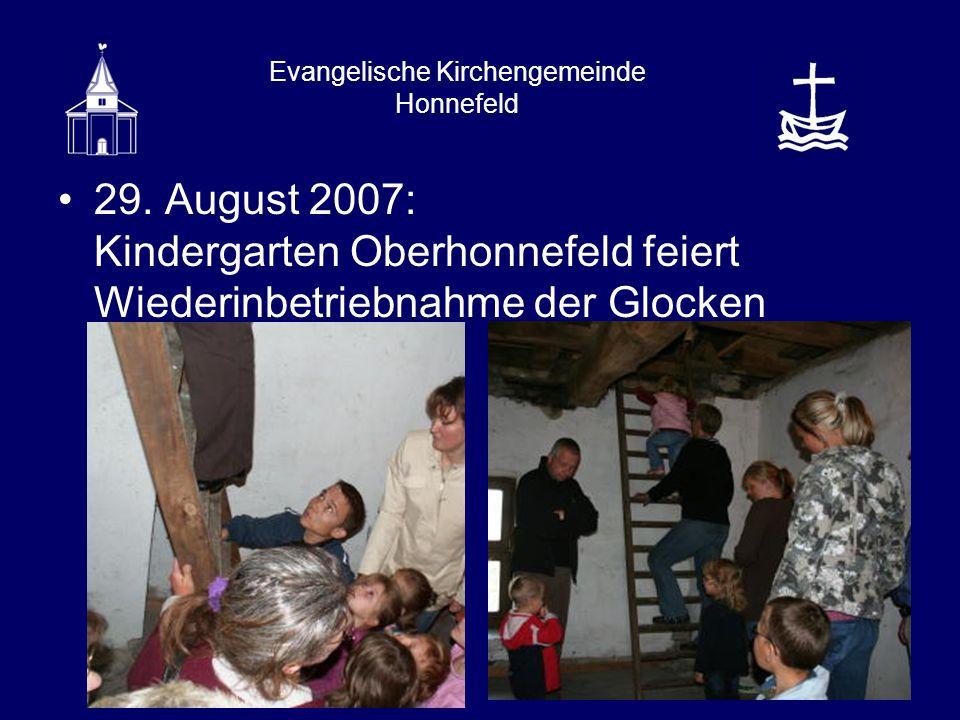 Evangelische Kirchengemeinde Honnefeld 29.