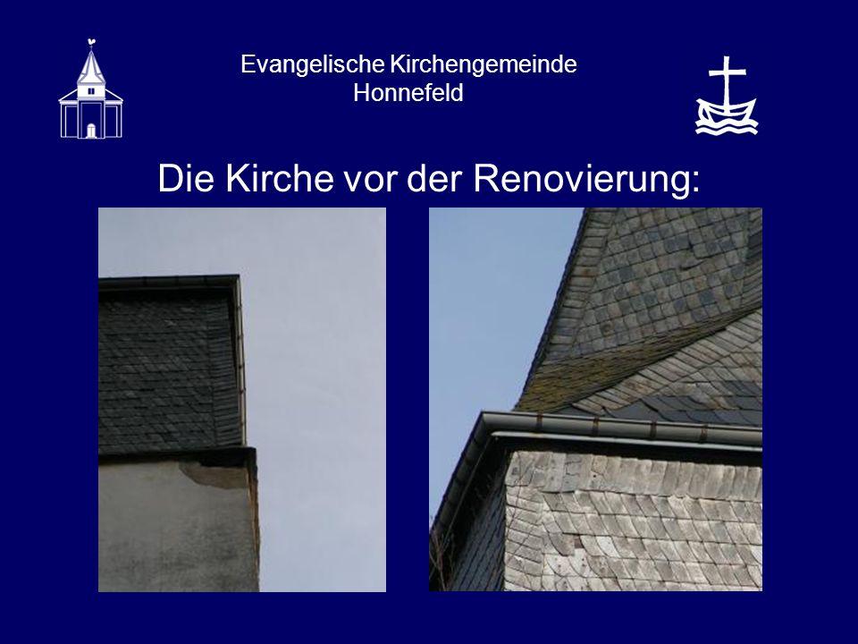 Evangelische Kirchengemeinde Honnefeld ab 27.August 2007: Fa.