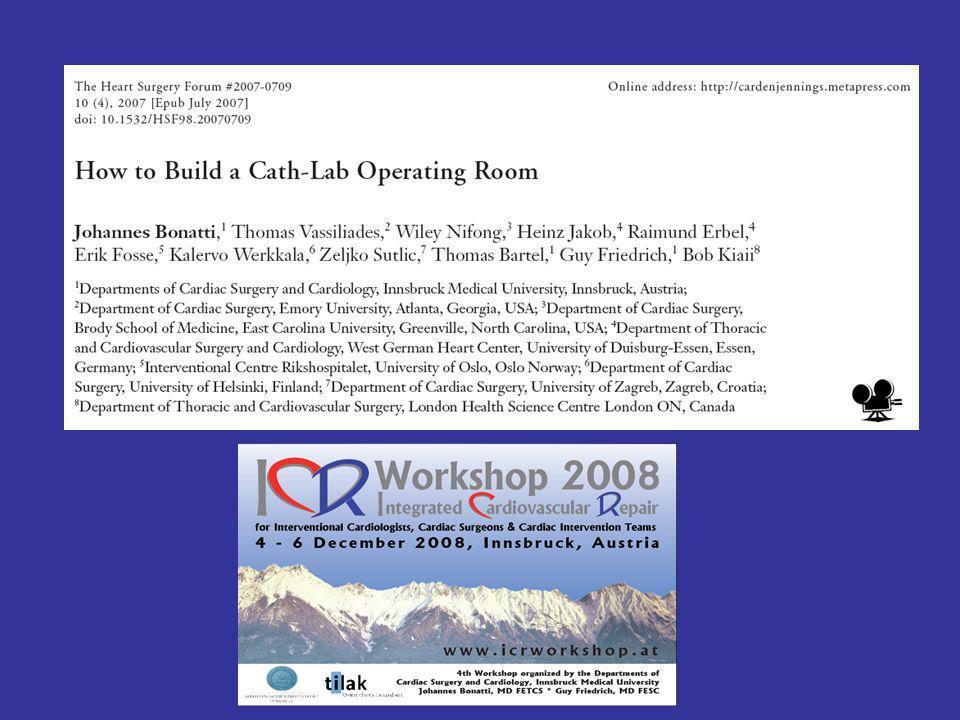 Ten Cate et al. J Vasc Surg 2004