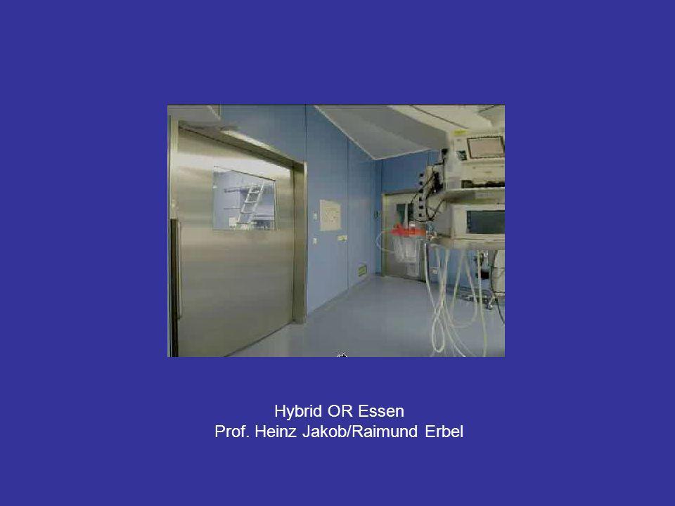 Hybrid OR Essen Prof. Heinz Jakob/Raimund Erbel