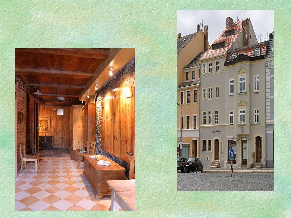 Lassen Sie sich vom Charme dieses denkmalgeschützten Handwerkerhauses am Rande der Görlitzer Altstadt verzaubern.