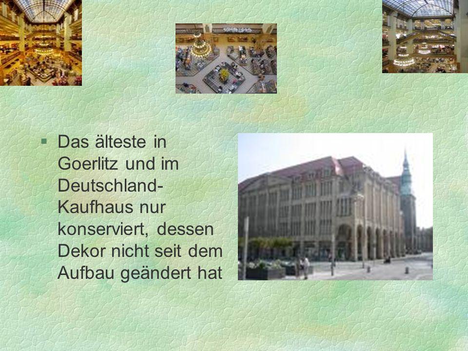 §Der Streifzug durch die historische Altstadt kann am Kaisertrutz begonnen werden.