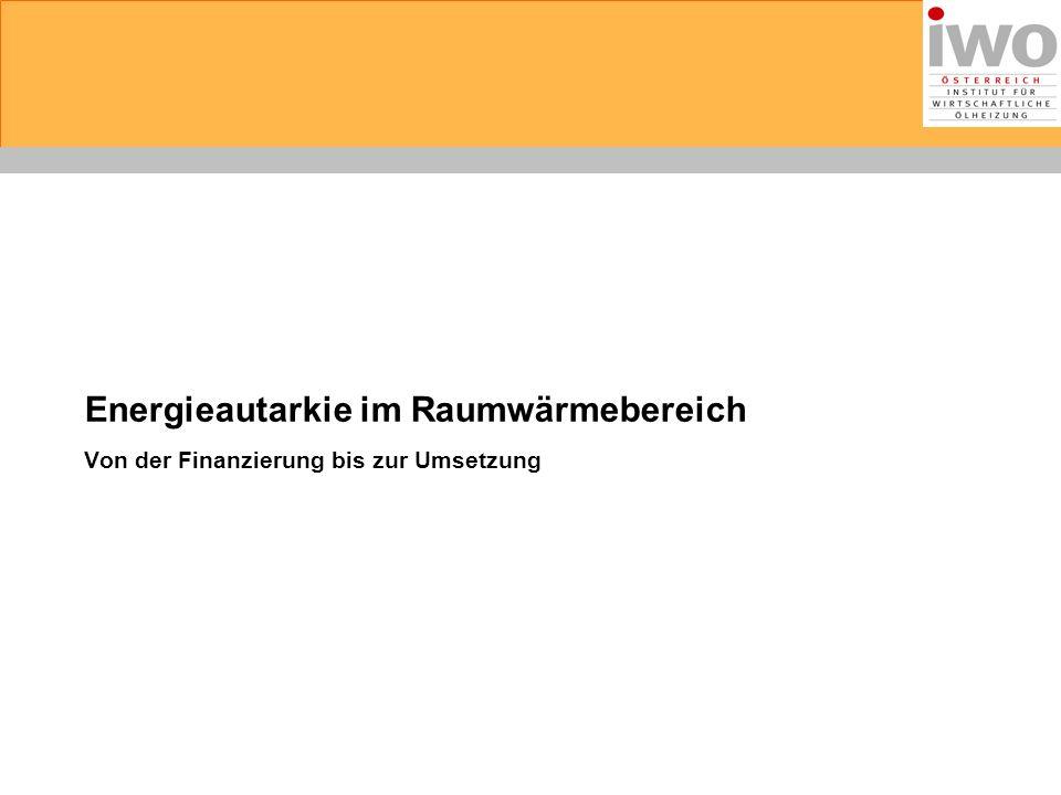 Dr. Franz Heger Vorstandsvorsitzender des IWO-Österreich Begrüßung
