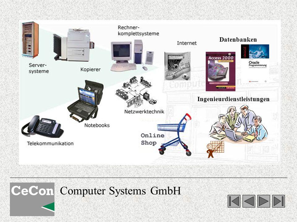 Computer Systems GmbH Ingenieurdienstleistungen Datenbanken