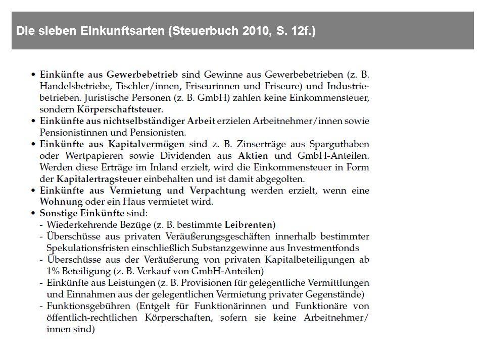 4e – Wie lange zurück.(Steuerbuch 2010, S. 103) Man kann fünf Jahre zurückgehen.