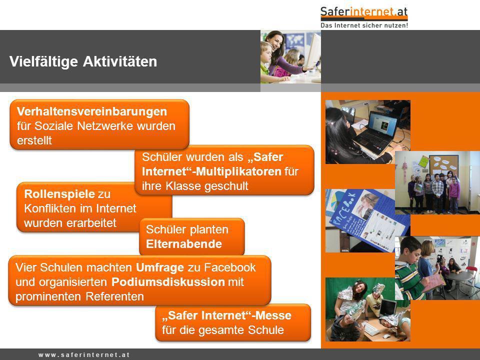Download unter www.saferinternet.at/broschuerenservice w w w.