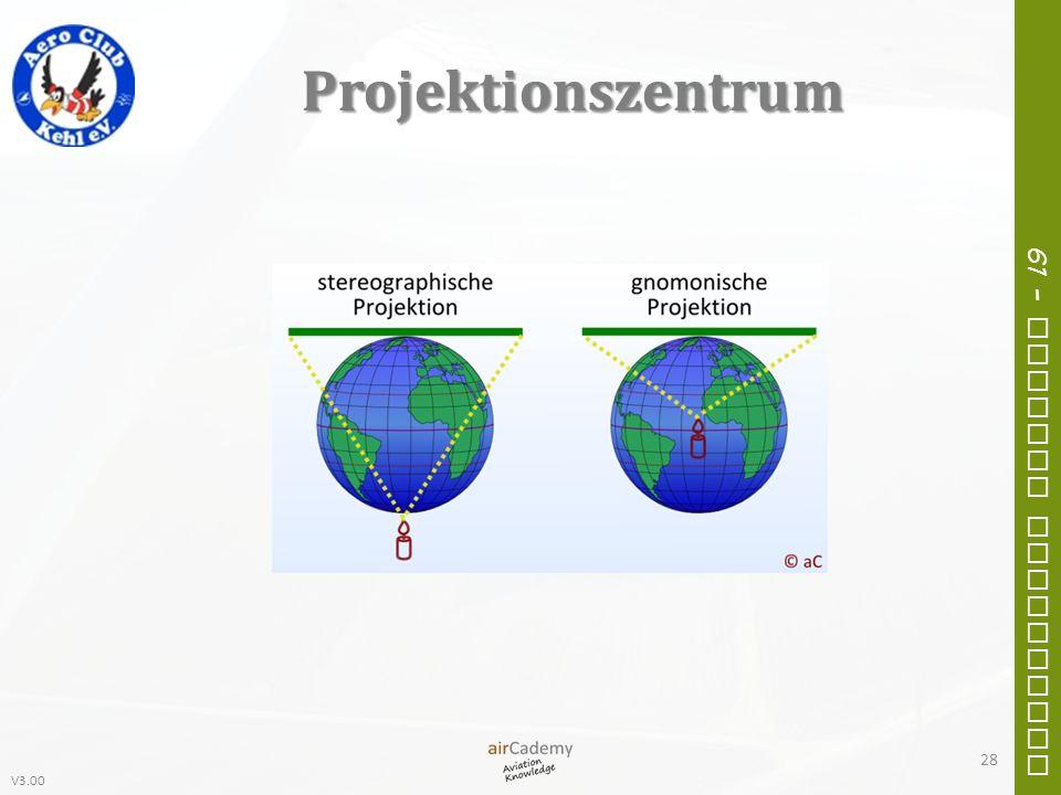 V3.00 61 – General Navigation Projektionszentrum 28