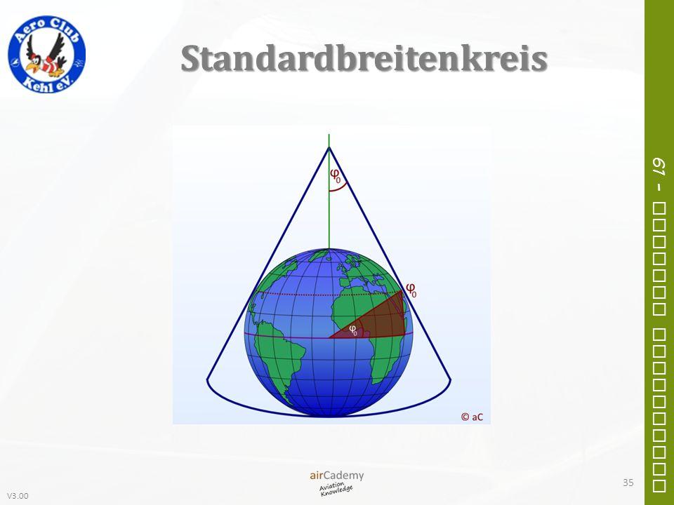 V3.00 61 – General Navigation Standardbreitenkreis 35