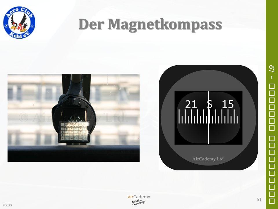 V3.00 61 – General Navigation Der Magnetkompass 51