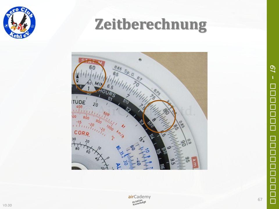 V3.00 61 – General Navigation Zeitberechnung 67
