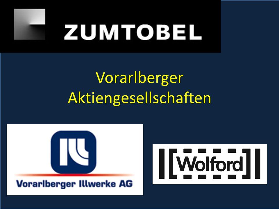 Vorarlberger Aktiengesellschaften