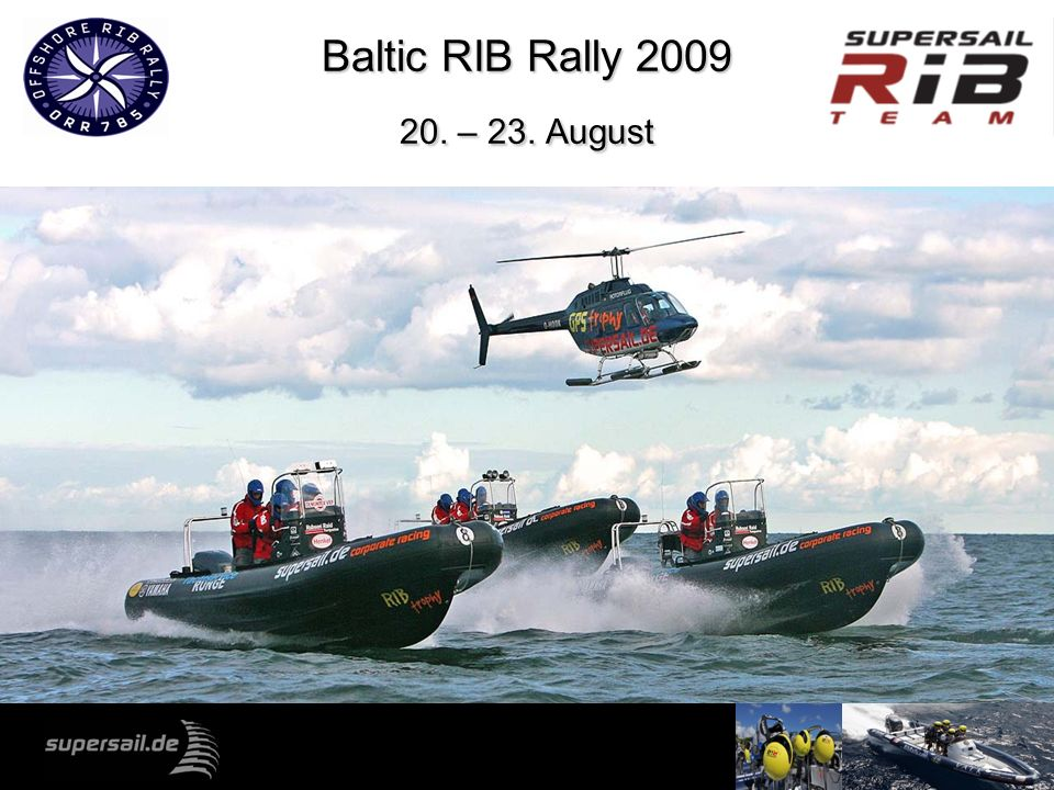 Baltic RIB Rally – 23. August