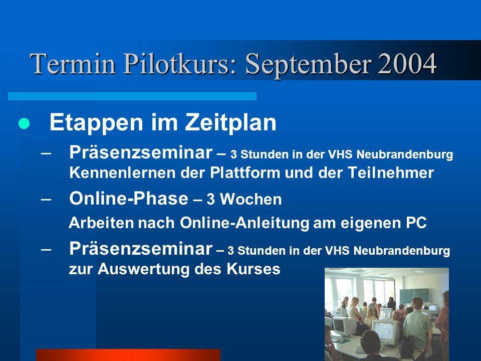 Mitarbeiter/Ressourcen Für dieses Projekt stehen folgende Ressourcen zur Verfügung: –Plattform ed-lab und Internet –Computerkabinett der Volkshochschu