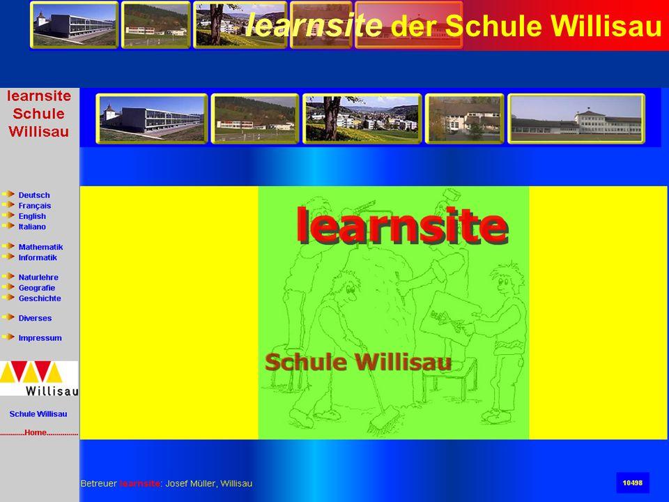 learnsite der Schule Willisau