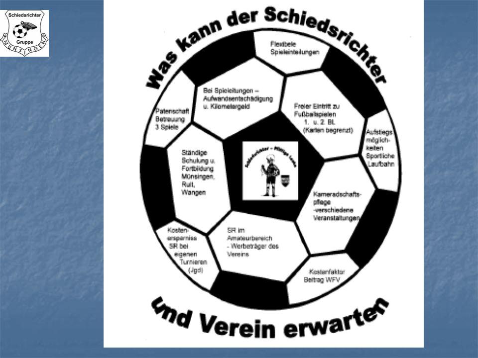 Die Nutzen vom Schiedsrichter und Verein