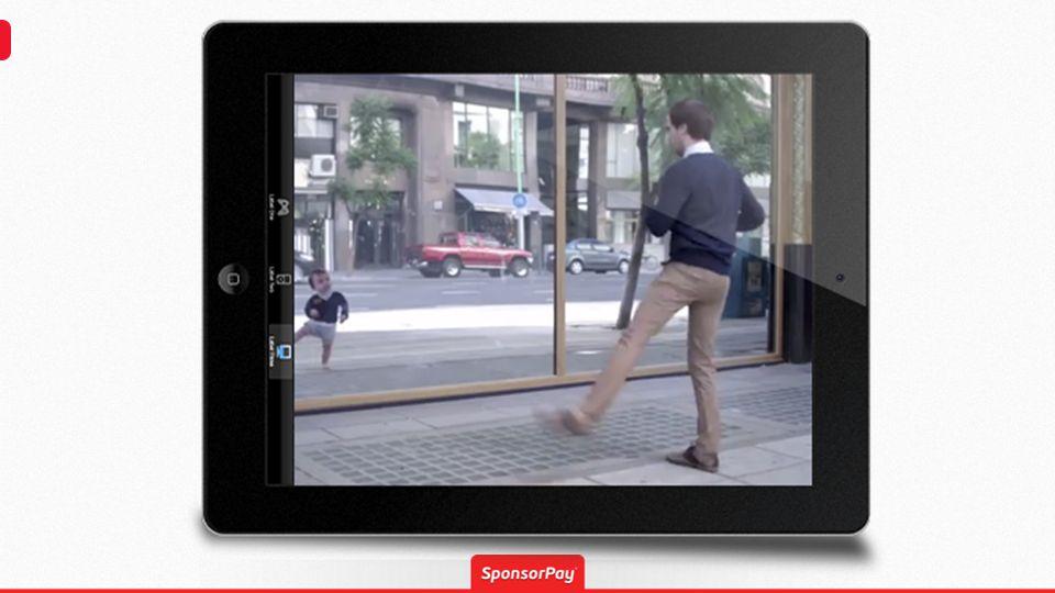 Digital-Video: Trend bei den Views und bei der Herstellung Quelle: TribalCafe, Mai 2013; Pocket Now, Juni 2013; 451 Heat, Juni 2013 Ein zentrales Element digitaler Inhalte » In den letzten 3 Jahren hat sich der Prozentsatz der Benutzer, die Videos in ihre digitalen Inhalte einbinden, fast vervierfacht.