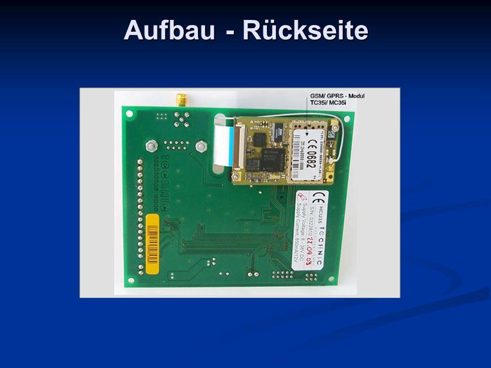 Stand-Alone Gerät Bootloader batteriegepufferte Echtzeituhr automat.