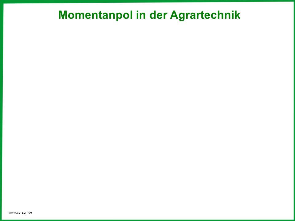 www.cc-agri.de Momentanpol in der Agrartechnik