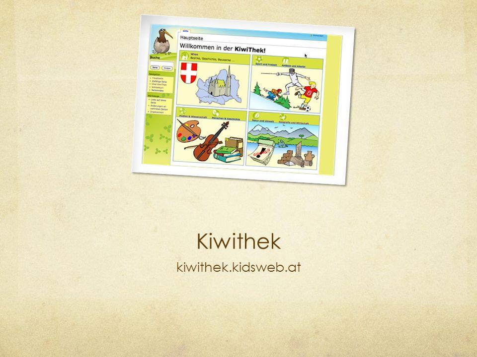 Kiwithek kiwithek.kidsweb.at