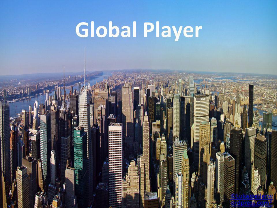 Global Player ©Lukaszeller.w ordpress.com®