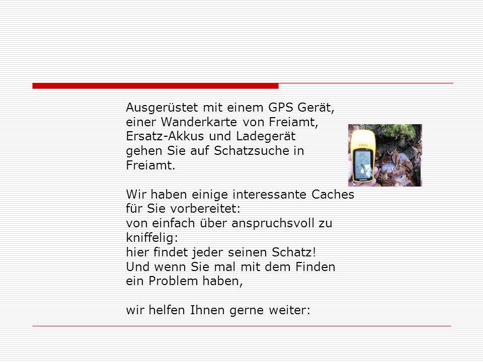 Mit Leo Luschtig und Mimi Lesino auf Schatzsuche in Freiamt: