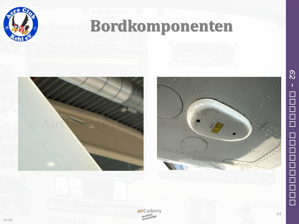 V3.00 62 – Radio Navigation Bordkomponenten 34