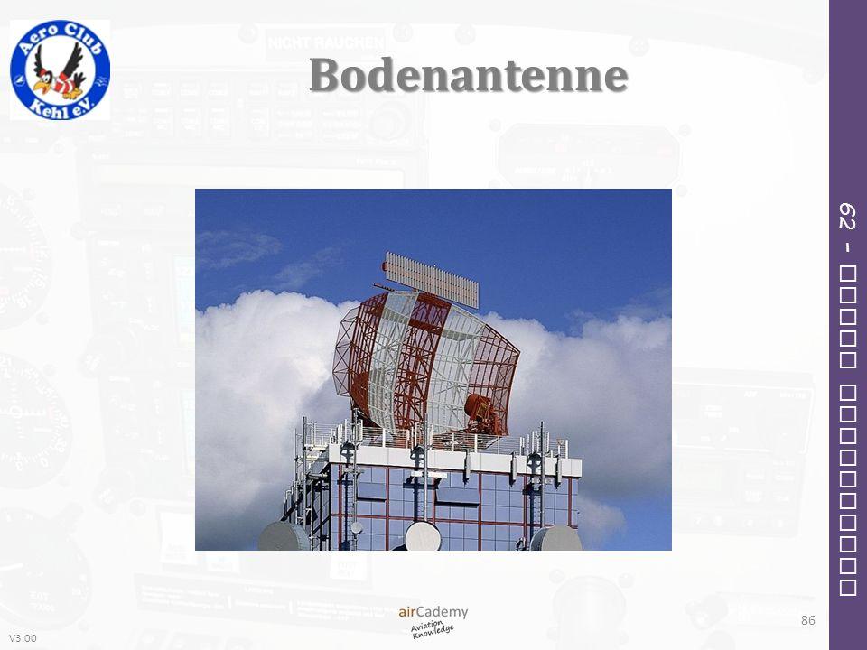 V3.00 62 – Radio Navigation Bodenantenne 86