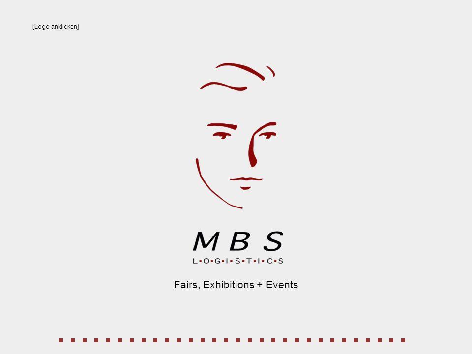 [Logo anklicken] Fairs, Exhibitions + Events