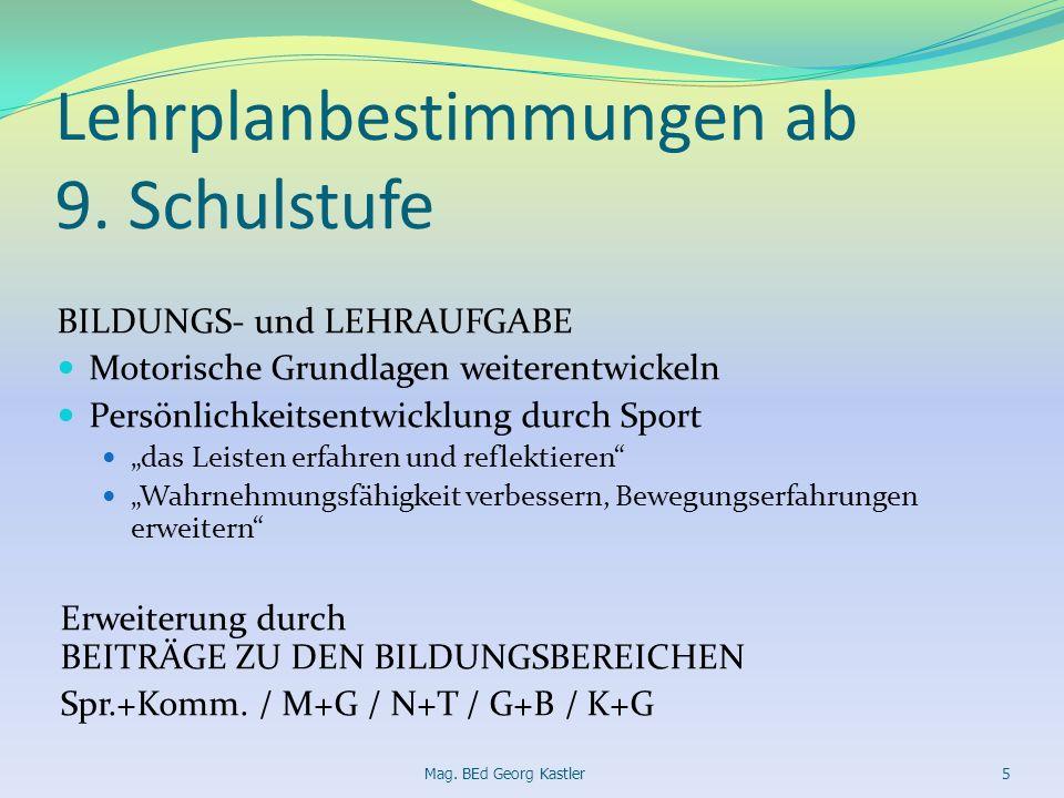 LEHRSTOFF 9.