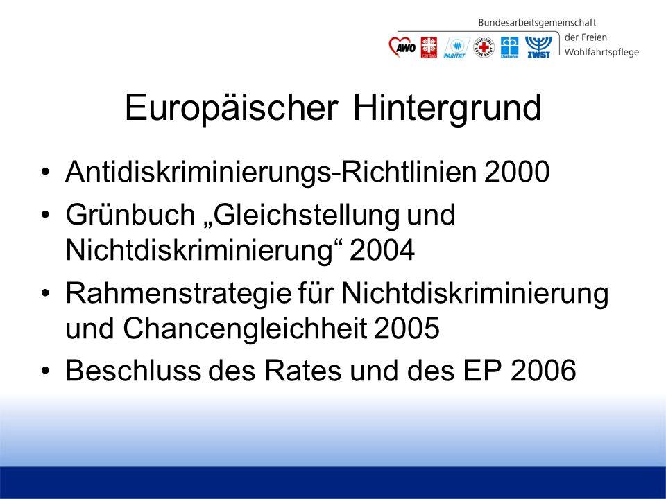 Umsetzung in Deutschland Bis zur Abstimmung der Strategie in den Gremien sind keine konkreten Aussagen zur inhaltlichen Ausgestaltung der Nationalen Strategie möglich
