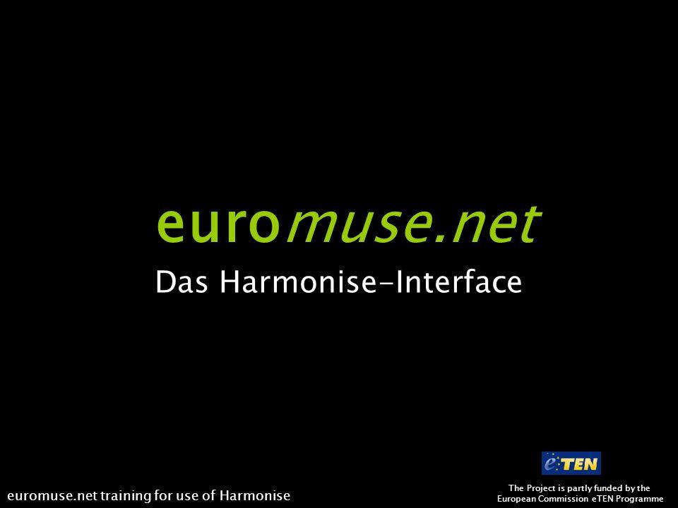 euromuse.net Page 12 euromuse.net euromuse.net XML- Struktur - uid organiserid museumid locationid language titel titel_en subtitle subtitle_en shortdescription shortdescription_en description description_en YYYYMMDD permanent - link link_visitor - hh:mm -- ….