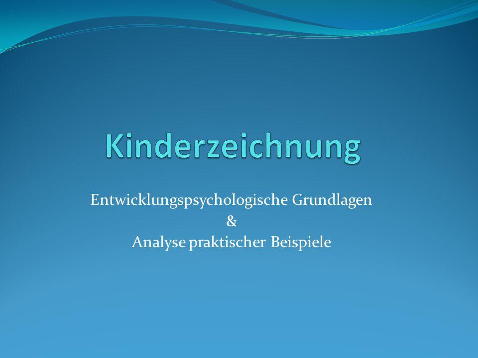 Entwicklungspsychologische Grundlagen & Analyse praktischer Beispiele