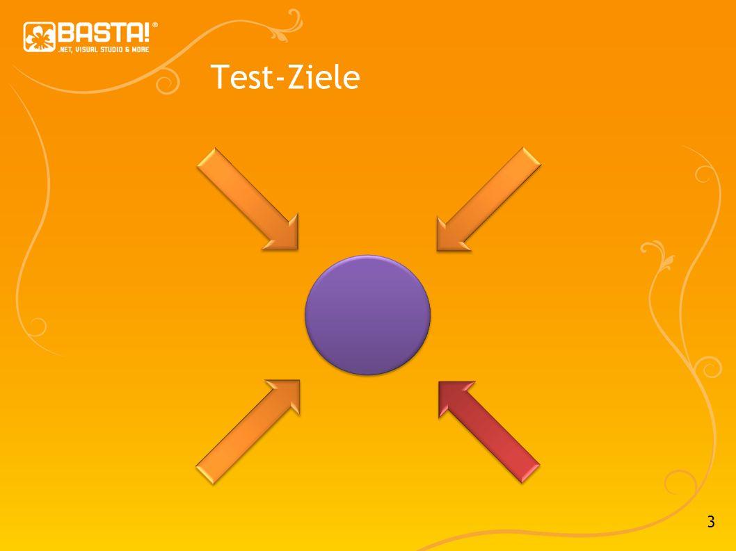 3 Test-Ziele