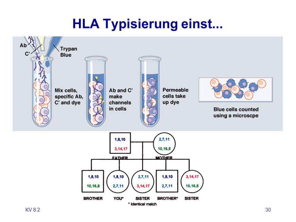 KV 8.231 Überlebensrate Nierentransplantate Number of HLA mismatches A & B DQ & DR 0 0 A & B DQ & DR 3 or 4 1 or 2