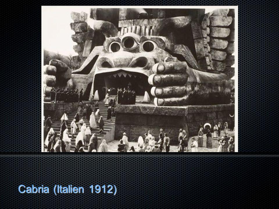 Cabria (Italien 1912)