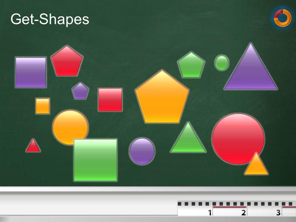 Get-Shapes