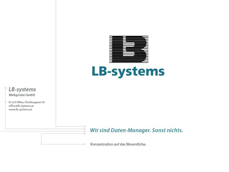 Copyright 2010 LB-systems Meßgeräte GmbHSeite 12 FC Grundlagen Schulung