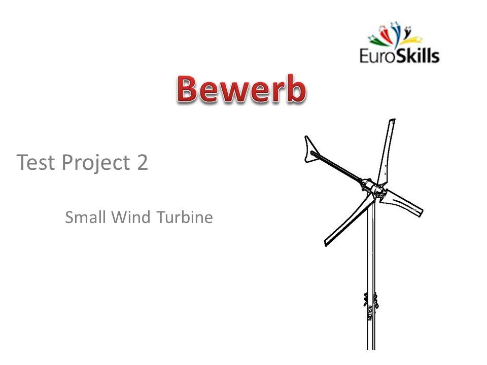 Test Project 2 Small Wind Turbine