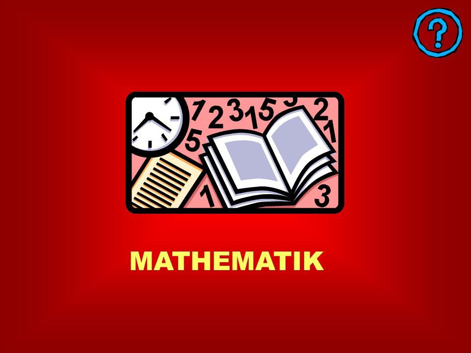 ¡¡ LOS !! FERTIG? Mathematik Geographie Geschichte Physik/Chemie
