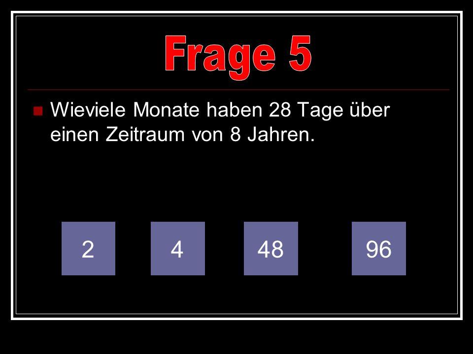 OK! 9 ist die richtige Antwort.