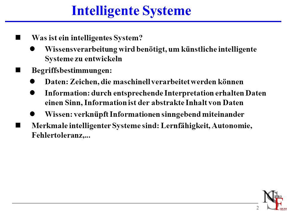 13 Was ist ein intelligentes System.