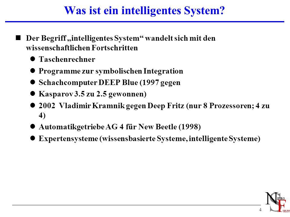 4 Was ist ein intelligentes System.