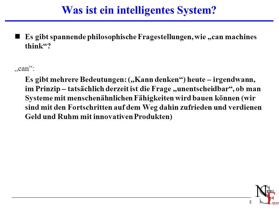 8 Was ist ein intelligentes System.