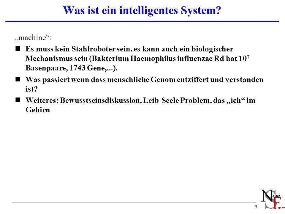 9 Was ist ein intelligentes System.