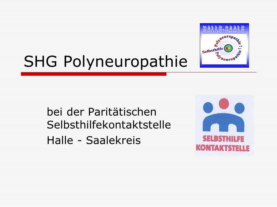Das Krankheitsbild Polyneuropathie (PNP) ist eine Erkrankung des peripheren Nervensystems.