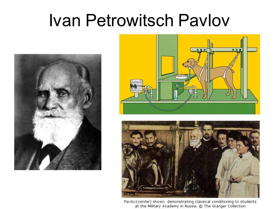 Ivan Petrowitsch Pavlov