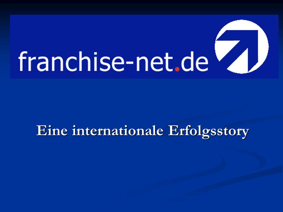 Ideengeber Karsten Mühlhaus, Journalist Gründer der Kommunikationsagentur Mühlhaus & Moers, spezialisiert auf Franchising Detlef Kutta, Kaufmann Franchisenehmer verschiedener Systeme, Aufbau von Franchise-Systemen in Deutschland