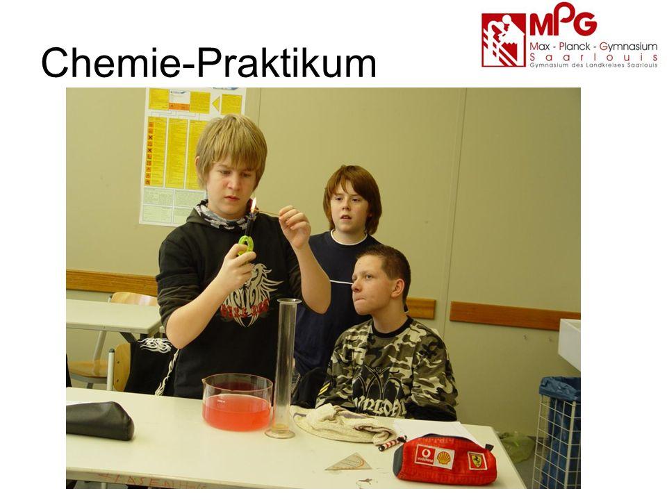 Chemie-Praktikum