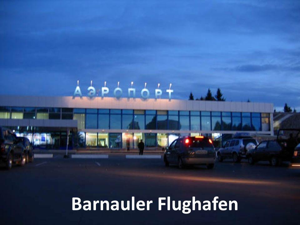 Barnauler Flughafen